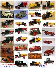 Buddy L Toy Museum America's #1 Buyer of Vintage Antique Toys Buying 1920's Buddy L Trucks any condition. Paying 40% - 70% more than ebay, antique dealers and toy shows